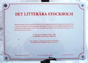 Högskoleprovet läsförståelse Hjalmar Söderberg Doktor Glas